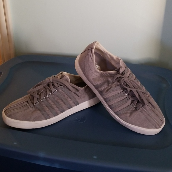 K-Swiss Shoes | Kswiss Canvas Tennis